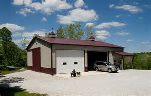Garage Pole Barn Building Kits