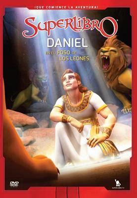 historia de daniel super libro dvd  clc