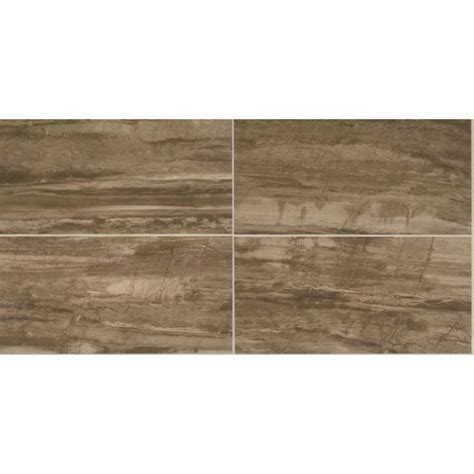 "Daltile River Marble Muddy Banks Tile 6"" x 24"" RM93 624"