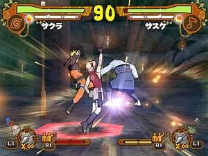 Naruto Shippuden Ultimate Ninja 5 Europe Enfrdees