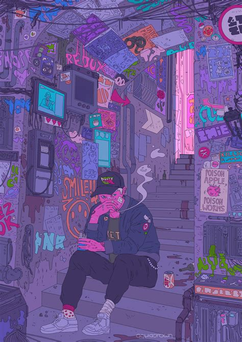 and chill aesthetic wallpapers