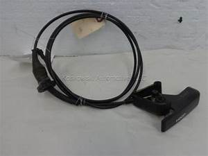 Dodge Dakota Hood Release Cable  U0026 Handle 97 98 99 00 Oem