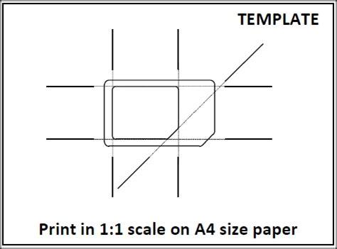 micro sim template peerpex