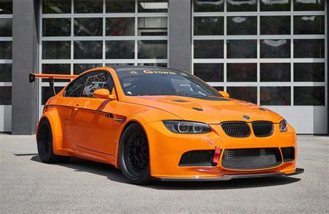 Gpower Announces Bmw E92 M3 Gt2 S Hurricane