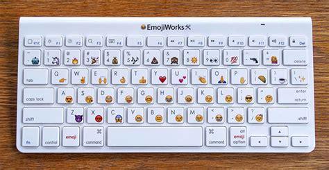 emoji keyboard iphone physical emoji keyboard for mac iphone and from