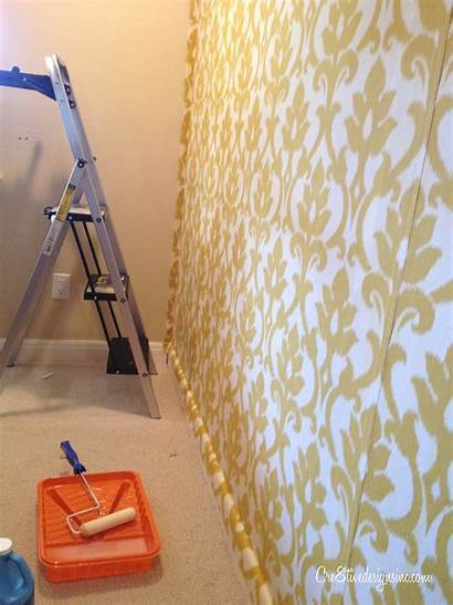 Fabric Walls Put Wall Starch Using Covering