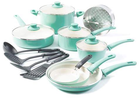 cookware ceramic greenlife granite nonstick vs kitchen soft stick non piece grip