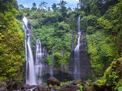 The 7 Best Waterfalls Of Bali