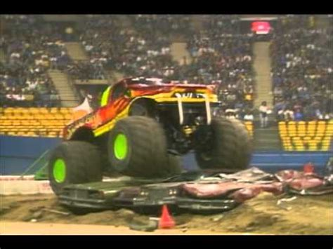 monster truck music videos drive that monster truck song compilatiuon classic