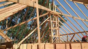 Differences Between Trusses Stick Framing Common