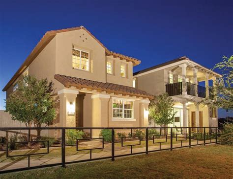 Ryland Homes by New Ryland Homes Set For Las Sendas