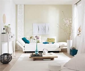 Kleines Schlafzimmer Farblich Gestalten : w nde farblich gestalten beispiele ~ Bigdaddyawards.com Haus und Dekorationen