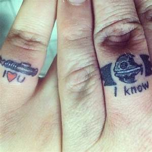 40 of the best wedding ring tattoo designs for Wedding ring tattoos cost