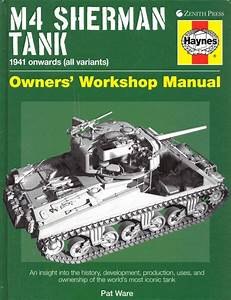 Review  M4 Sherman Tank   Haynes  Owners U0026 39  Workshop Manual