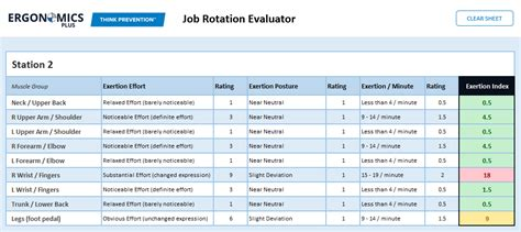 Rotation Program Template by A Step By Step Guide To Rotation