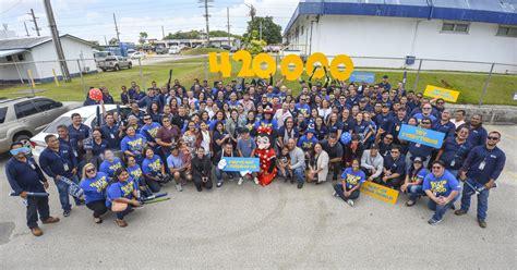 Gta Helps Make-a-wish Guam Recipient Caleb Cruz