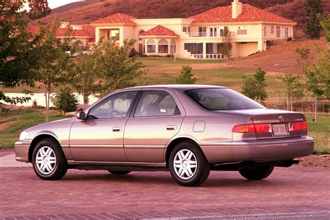 2001 Toyota Camry by 2001 Toyota Camry Reviews Specs And Prices Cars