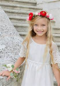robe fille mariage robes de communion et robes de demoiselles d 39 honneur à caralys mariage et cérémonie