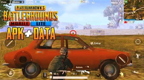 pubg mobile lite apk data 0 9 0 sem root