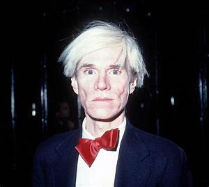 Andy Warhol was a fixture at Studio 54, and many of his