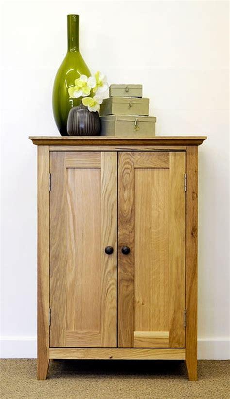 Oak Shoe Cupboards by Mumford Solid Oak Furniture Hallway Shoe Storage Cupboard