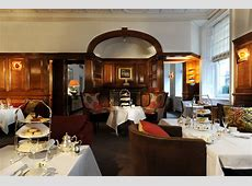 The English Tea Room at Brown's Hotel
