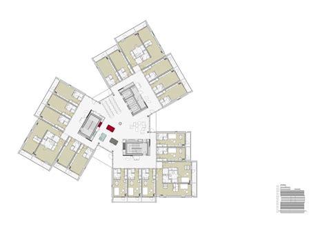 Studentenwohnheim Cus Kollegiet In Odense cus student housing odense denmark highrise