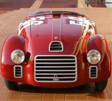 first ferrari ever made ferrari best dream cars