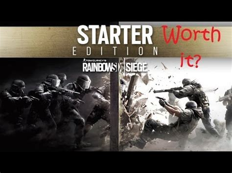 siege wurth is the tom clancy 39 s rainbow six siege starter edition