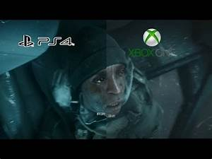 PLAYSTATION 4 Vs XBOX ONE Graphics (Battlefield 4: XB1 Vs ...