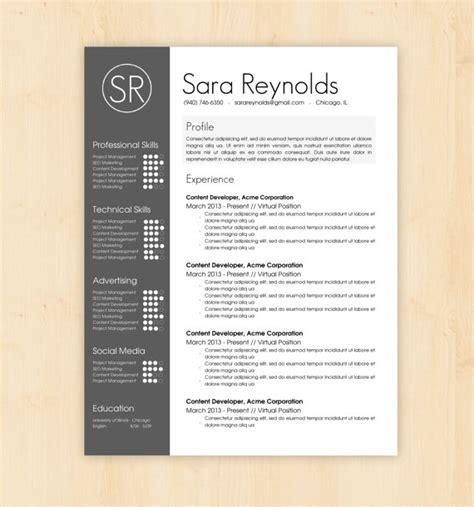 curriculum vitae format download doc file vorlage lebenslauf cv vorlage sara reynolds resume von phdpress