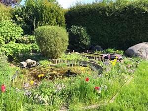 Garten Mit Teich : ferienwohnung meerforelle damp firma matthias brockhaus frau sabine kurz ~ Buech-reservation.com Haus und Dekorationen