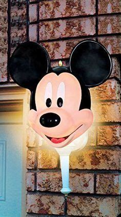 mickey mouse outdoor l post disney backyard on pinterest mickey mouse garden