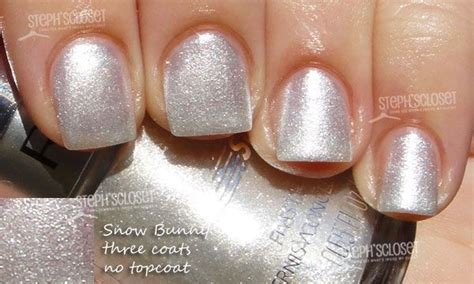 Revlon Snow Bunny Nail Polish
