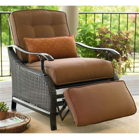 reclining chair outdoor enjoyable outdoor reclining chair the homy design