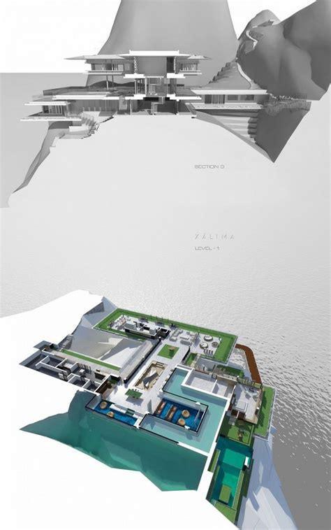 dream home project xalima island house  martin ferrero