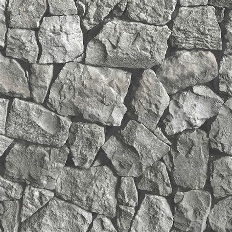 tumbled stone wallpaper  norwall illusions   patton