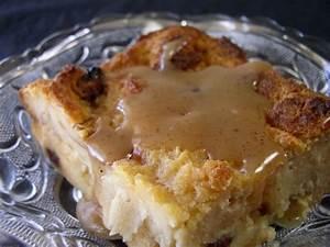 Creole Bread Pudding With Bourbon Sauce Recipe Food com
