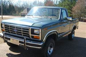 Purchase Used 1986 Ford F