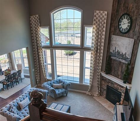 Fischer Homes Blair Floor Plan by Fischer Homes Clay Family Room Fischer Homes