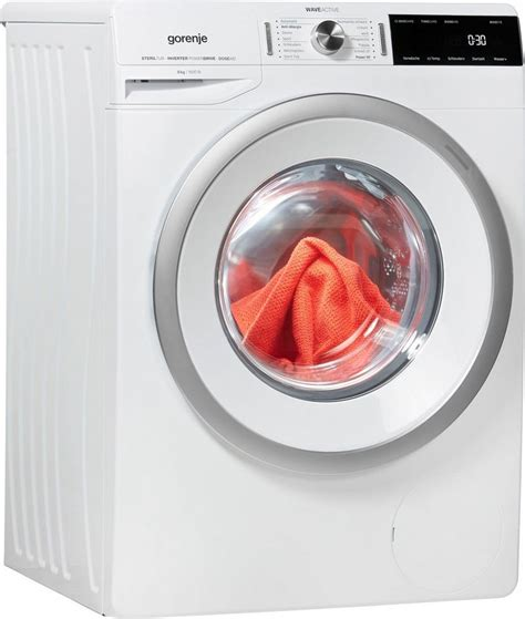 waschmaschine 8 kg 1600 umdrehungen gorenje waschmaschine wa 866 t 8 kg 1600 u min otto