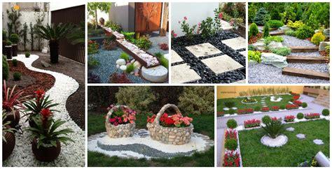 10+ Ideas Para Diseñar Un Jardín Con Piedras