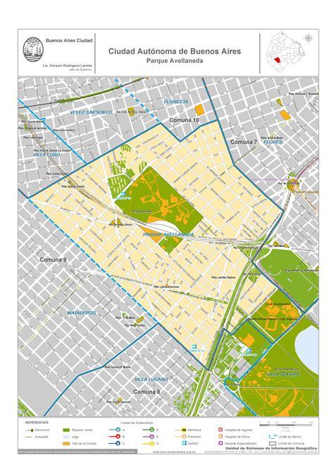 parque avellaneda buenos aires ciudad gobierno de la