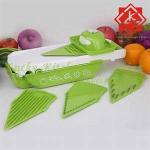 Nicer Dicer Hobel : hobel slicer nicer dicer v slicer from china manufacturer ningbo lucky kitchenware factory ~ Eleganceandgraceweddings.com Haus und Dekorationen