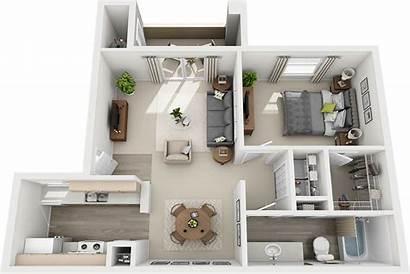 Bedroom Apartments Vegas Las Apartment Floor Plans