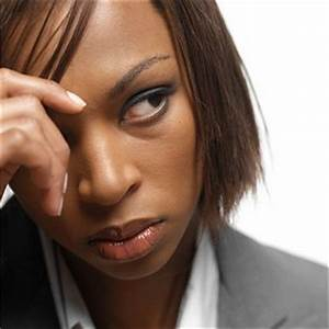 Recognize Yourself? Five Signs You Are An Angry Black Woman