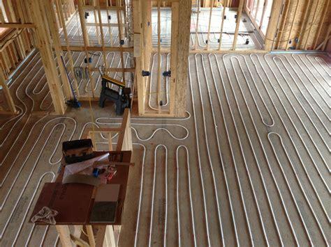 Water Radiant Floors by Radiant Floor Heating Radiant Works