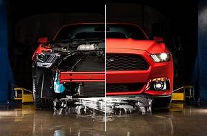 COBB Tuning - Ford Front Mount Intercooler Mustang Ecoboost