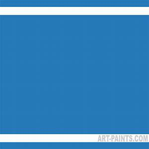 Azure Blue BasicAcryl Acrylic Paints - 095 - Azure Blue ...