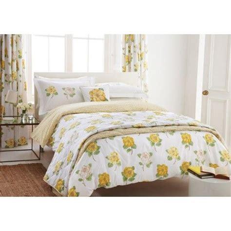 Sanderson Lamorna Lemon Lined Curtains 66x72 Inch Price